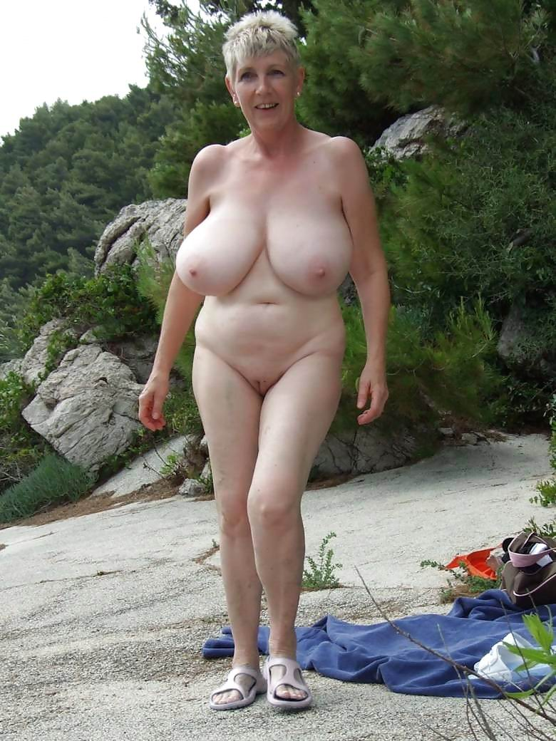 Granny Big Boobs